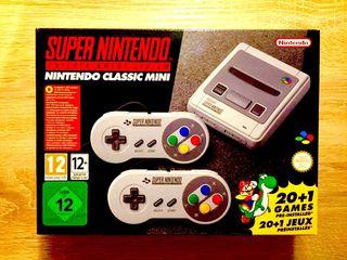 Super Nintendo Mini HDMi