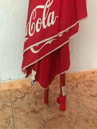 Sombrillas de mesa Coca Cola