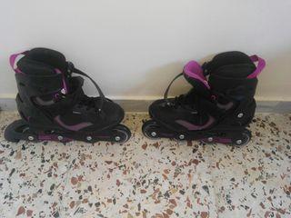 patines talla 39