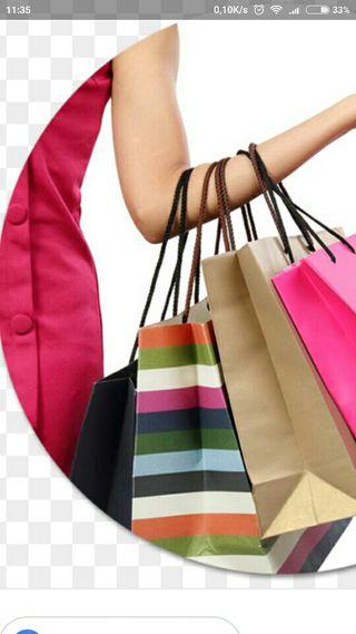 Servicios de compras