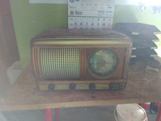 radio antigua 1940