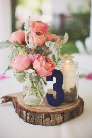 centros de mesa para su boda