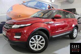 LAND-ROVER Range Rover Evoque 2.0L Si4 4x4 Pure Te