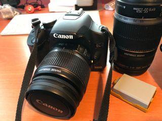 Equipo fotografico canon (Rebajado)
