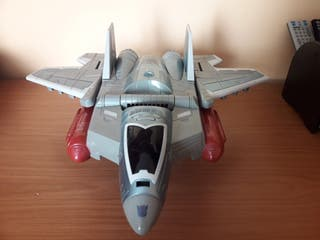 Avion - pistola de Transformers