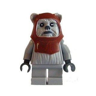 EWOK CHIEF CHIRPA STAR WARS LEGO COMPATIBLE NUEVA