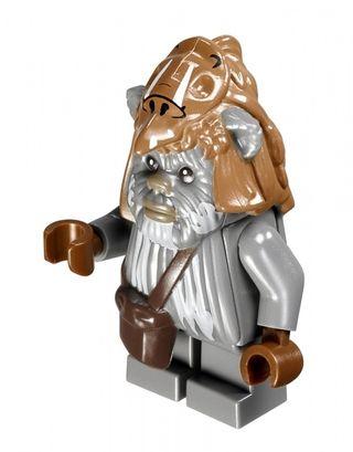 EWOK TEEBO STAR WARS LEGO COMPATIBLE NUEVA