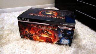 mortal kombat PS3 stick