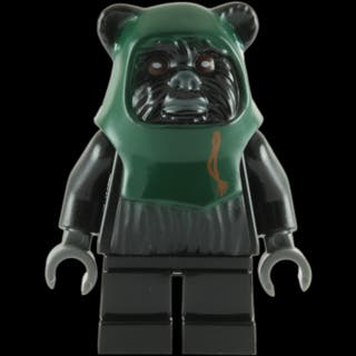 EWOK TOKKAT STAR WARS LEGO COMPATIBLE NUEVA