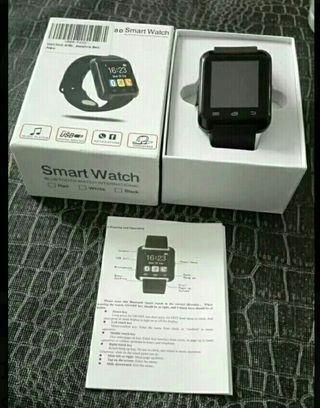 Smartwatch Reloj Inteligente Bluetooth