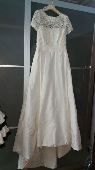 vestido de novia de segunda mano en la provincia de málaga en wallapop