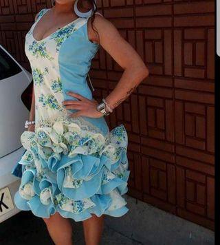 Traje de flamenca / Vestido de Gitana / vestido