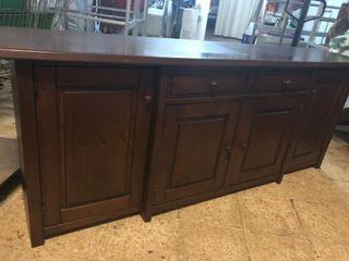 Conjunto mueble rustico2 piezas de segunda mano por 250 en Onda