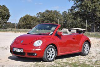 Volkswagen New Beetle 1.9 tdi cabrio