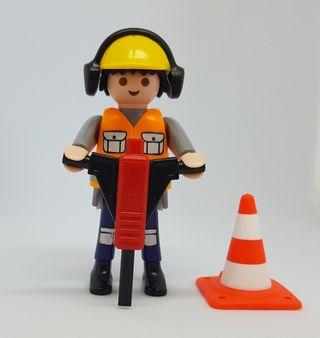 playmobil operario