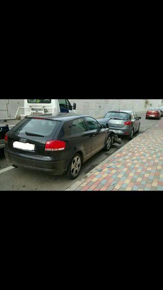 Despieze Audi A3 por siniestro