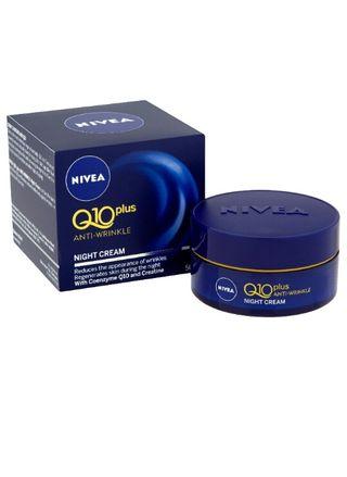 Nivea Q10 plus antiarrugas mujer cuidado noche