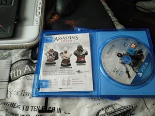 juego ps4 Assassins creed The ezio collection