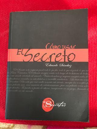 Libro Cómo usar El Secreto de Eduardo Sánchez
