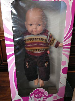 muñeco de mariquita Pérez de 37 cm