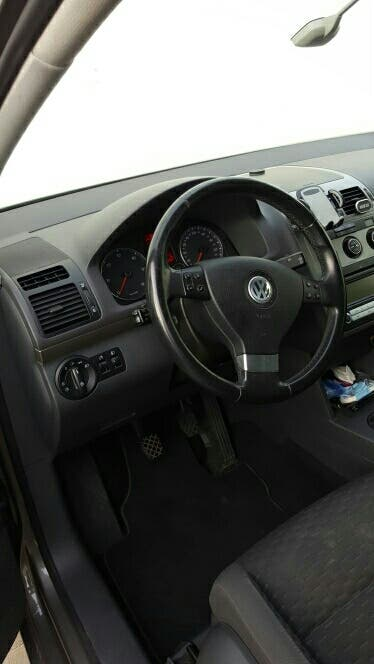 Volkswagen Touran 2007 un solo propietario