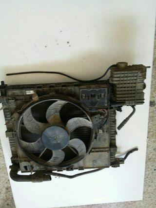 radiador mercedes vito D