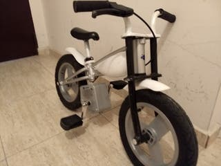 Bicicleta Imaginarium velobike para aprender