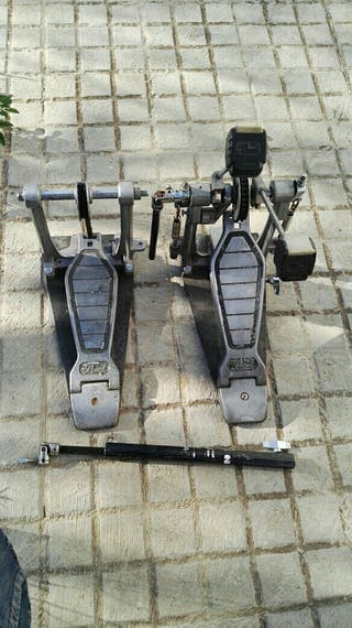 Doble pedal batería Pearl