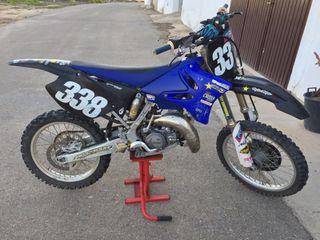 Yamaha yz 125 año 2007