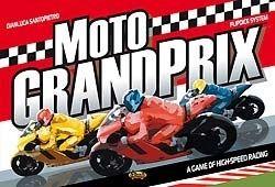 Moto Grandprix Juego de Mesa