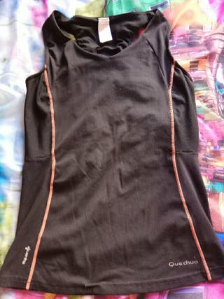 Camiseta running-deporte mujer