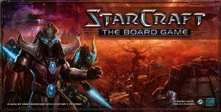 Starcraft Juego de Mesa. En español. Descatalogado