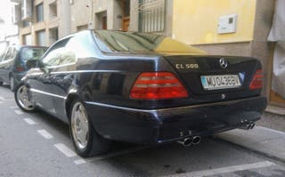 Mercedes-Benz CL Coupe 1999