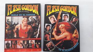 Libros Flash Gordon pop up año 1980