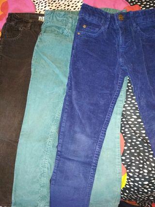 pantalones niña.4 años