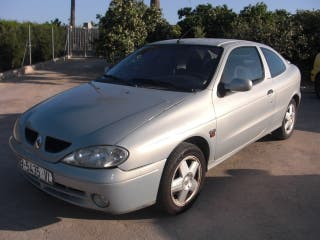 RENAULT - MEGANE COUPE 1. 9 DTI