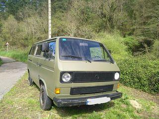 Volkswagen t3 1987