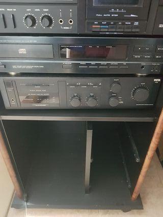 amplificador Vieta A5550