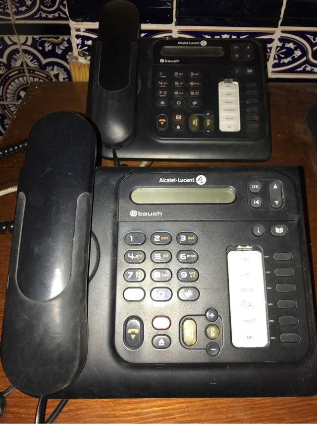 Telefonos red