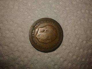 Moneda Antigua de 1947