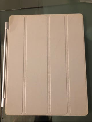 Smart cover ipad blanca