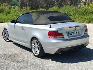 BMW 120d cabrio pak M