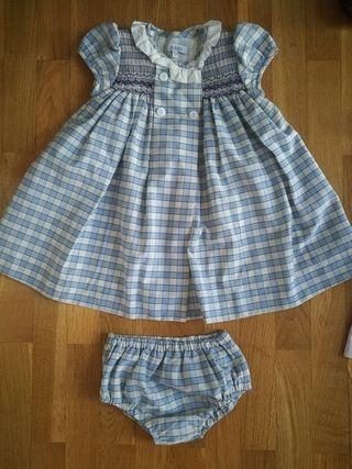 vestido niña 12-18 meses