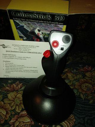 mando joystick 3d