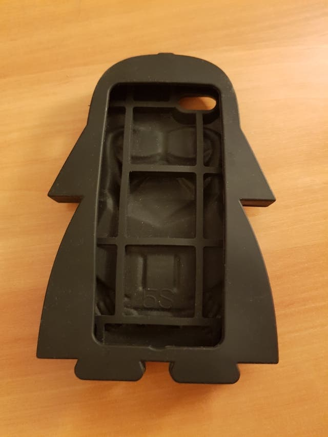 Funda Darth Vader iPhone 5S
