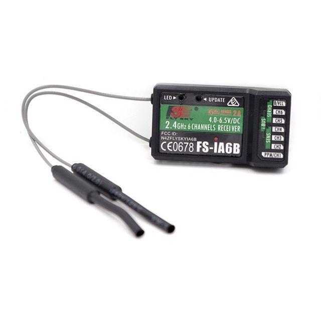 Flysky FS-i6S FS I6 2.4G 10CH AFHDS RC Transmitter