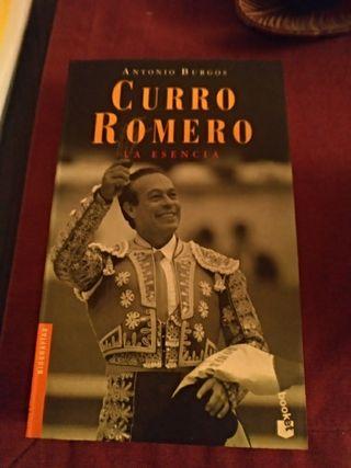 Libro Curro Romero