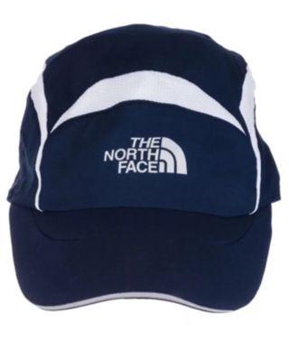 gorra north face blanca