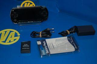 consola PSP classic buen estado-con cargador+batt