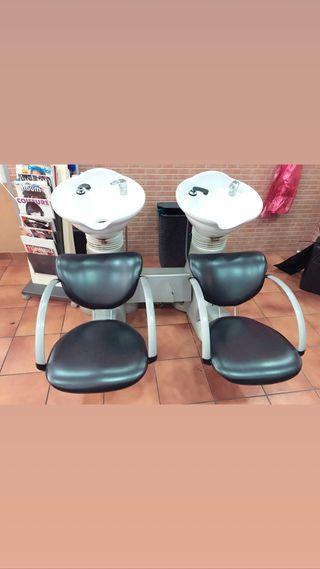 Mobiliario peluquria
